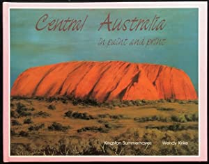 Central Australia in Paint and Print.: Summerhayes, Kingston and
