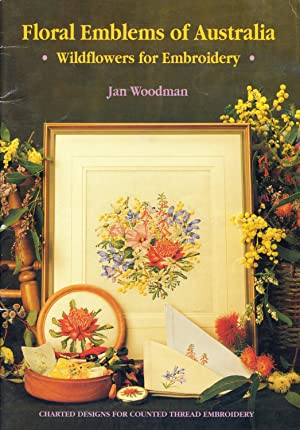 Floral emblems of Australia : wildflowers for: Woodman, Jan
