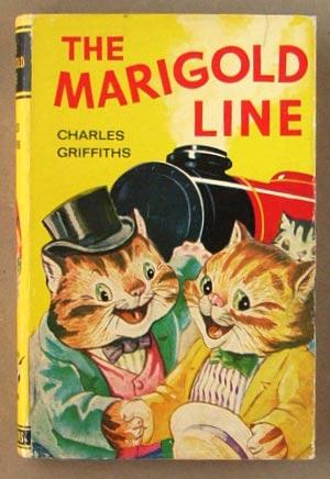 The Marigold Line.: Griffiths, Charles