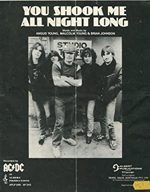 You shook me all night long.: Young, Angus, Young,