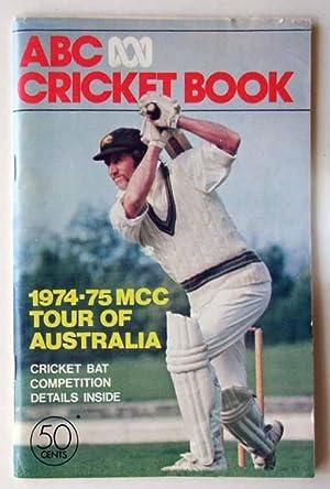 ABC cricket book: MCC Tour of Australia: Australian Broadcasting Commission