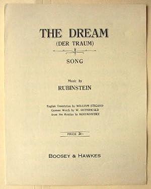 The Dream (Der Traum).: Rubinstein, Anton and