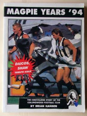 The Magpie Years '94 : The Continuing: Hansen, Brian