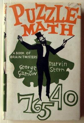 Puzzle-math.: Gamow, George, and
