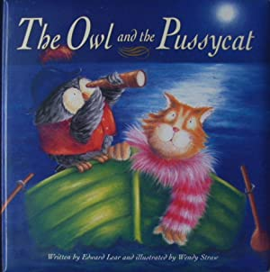 The Owl and the Pussycat.: Lear, Edward and