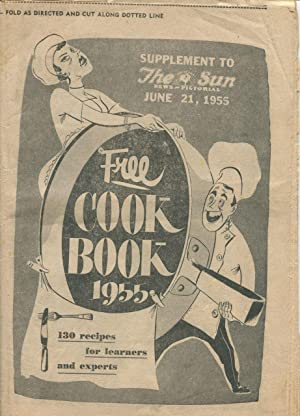 Free Cook Book 1955.
