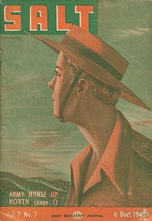 Salt Vol. 7 No. 7 Australian Army: Australian Army