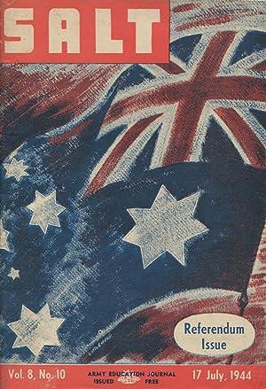 Salt Vol. 8 No. 10 Australian Army: Australian Army