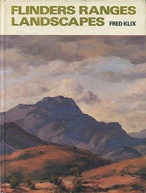 Flinders Ranges landscapes.: Klix, Fred