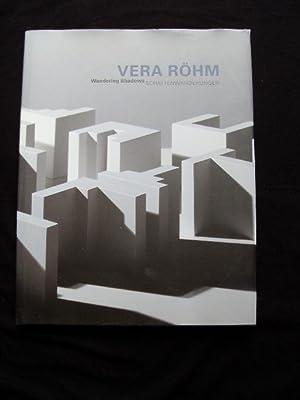 VERA RÖHM - Wandering Shadows. Schattenwanderungen -: Wolbert, Klaus(Hg.)