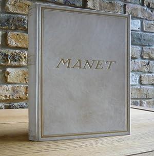 Edouard Manet Sein Leben Und Seine Kunst: Duret, Theodore. Manet,