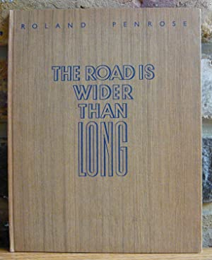 The Road Is Wider Than Long. An: Penrose, Roland