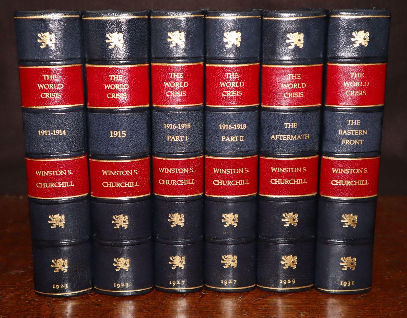 The World Crisis Vol I. 1911-1914 Vol: Winston Spencer CHURCHILL