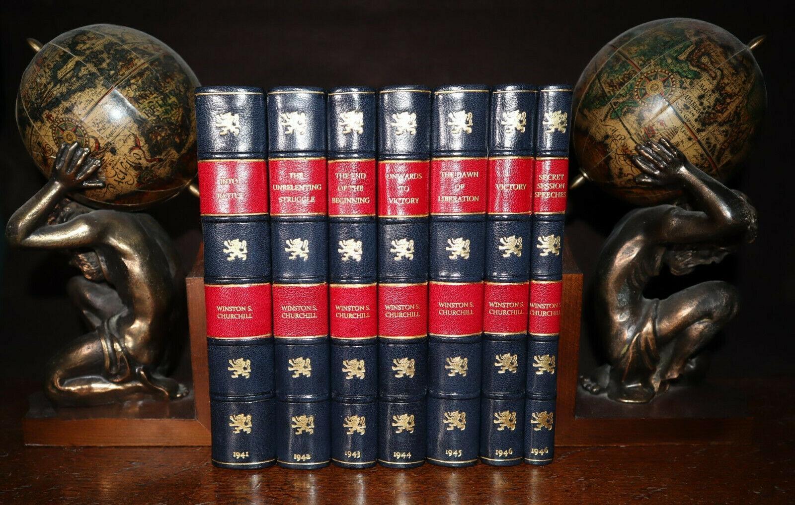 The War Speeches of Winston Spencer Churchill: Winston Spencer CHURCHILL