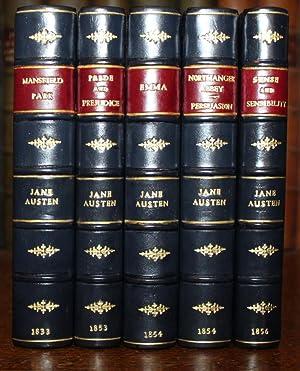 The Novels of Jane Austen Mansfield Park.: Jane AUSTEN. [1775-1816].