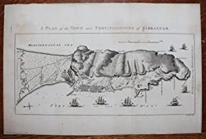 A Plan of the Town and Fortification: Unknown