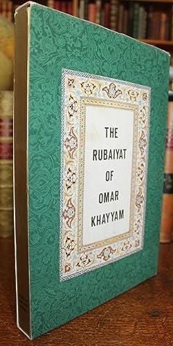 Rubaiyat of Omar Khayyam in English Verse: Fitzgerald, Edward; Brigadier-General