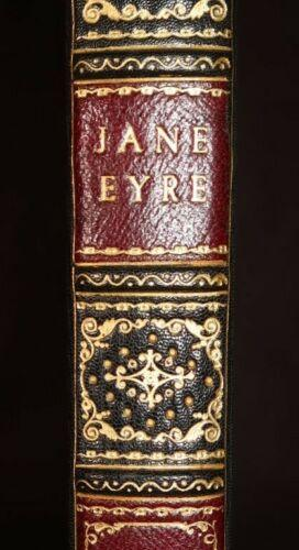 Jane Eyre By Charlotte Bronte With Wood: Charlotte Bronte