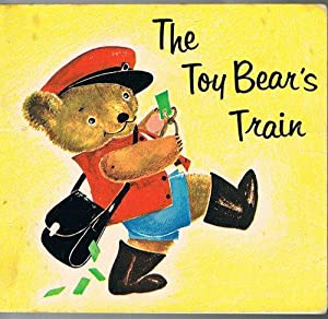 The Toy Bear's Train: LARISSA, Maggy