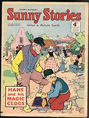 Sunny Stories: Hans and His Magic Clogs (Sep 16th, 1957)