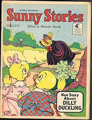 Sunny Stories: Dilly Duckling (Sep 9th, 1957)