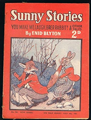 Sunny Stories: You Make Me Laugh, Brer Rabbit & Other Tales (No. 506: New Series: May 4th 1951)
