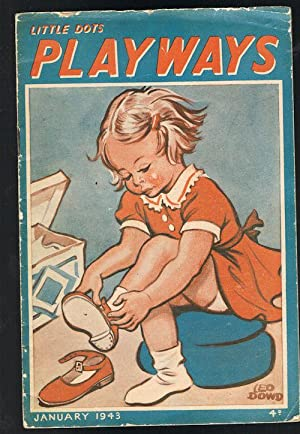 Little Dots Playways January 1943