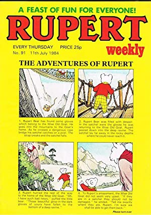 Rupert Weekly No.91 (11th July 1984)