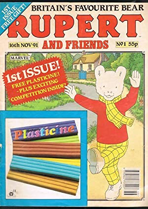 Rupert and Friends No.1 (16th Nov 1991)
