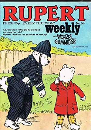 Rupert Weekly No.59 (30th November 1983)