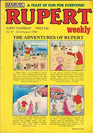 Rupert Weekly No.97 (22nd August 1984)