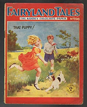Fairyland Tales No.398: That Puppy!