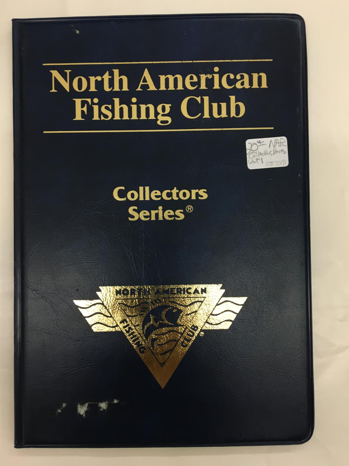 North american fishing club nafc collector 39 s medallions for North american fishing club