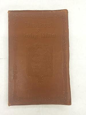 The Book of Baby Mine: Denny, Melcena Burns