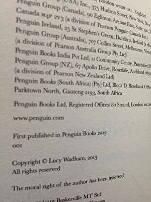 Heads and Straights: The Circle Line (SIGNED W/ PROVENANCE): Lucy Wadham