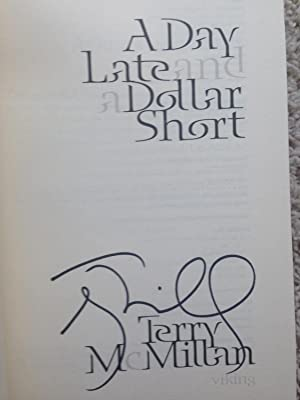 A Day Late And A Dollar Short (SIGNED FIRST EDITION)