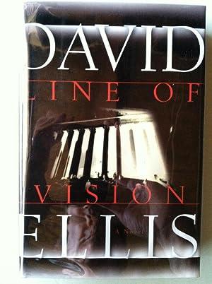Line Of Vision (1st edition/1st printing): David Ellis