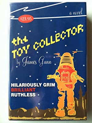 The Toy Collector (1st edition/1st printing): James Gunn