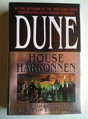Dune: House Harkonnen (1st edition/1st printing): Brian Herbert & Kevin J. Anderson