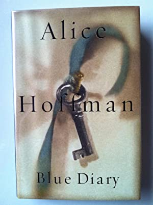 Blue Diary (SIGNED): Alice Hoffman