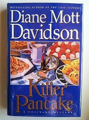 Killer Pancake (INSCRIBED): Diane Mott Davidson