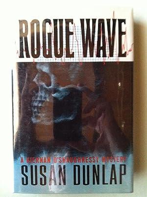 Rogue Wave (SIGNED ARC W/PROVENANCE): Susan Dunlap