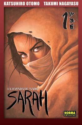 La leyenda de la madre Sarah nº 1. - Otomo, Katsuhiro.