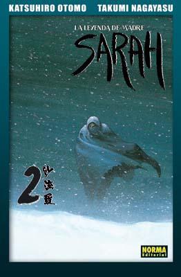 La leyenda de la madre Sarah nº 2. - Otomo, Katsuhiro.