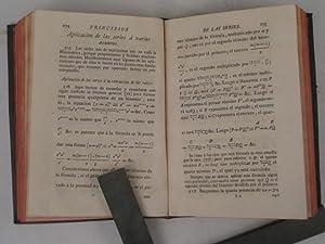 Principios de matemática de la Real Academia de San Fernando: Benito Bails