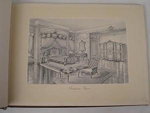 Proyectos de mobiliario de lujo y suministro de planos de taller: Alfredo Gordovil