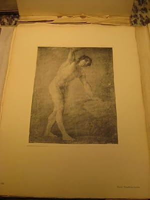 Dibujos originales de maestros españoles. 150 apuntes y estudios de artistas del siglo XVI ...