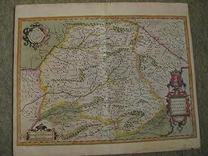 Castiliae Veteris et Novae Descriptio [MAPA]: Mercator / Hondius