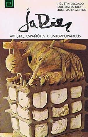 JOSE ANTONIO DIEZ (Villablino, León, 1941): DELGADO, Agustín/ DÍEZ, Luis Mateo/ MERINO, José...