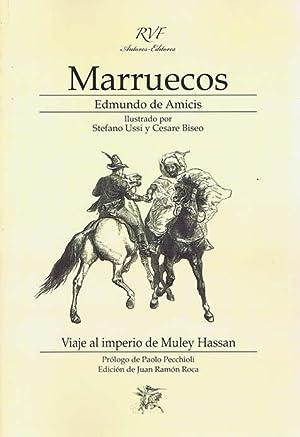 MARRUECOS. Viaje al imperio de Muley Hassan: AMICIS, Edmundo de (Oneglia, Italia, 21 de octubre ...